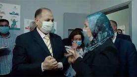 وزيرة التضامن تتفقد وحدة الناصرية ومؤسسة رعاية أطفال بلا مأوى بأسيوط