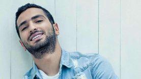 """حذف أغنية """"قلبي ارتاح"""" لمحمد الشرنوبي بسبب سارة الطباخ"""