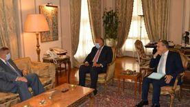 شكري والمنسق الأممي في لبنان يؤكدان ضرورة الاستمرار في الدعم