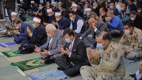 وزير الأوقاف يلقي خطبة الجمعة من مسجد الرحمة في دمياط