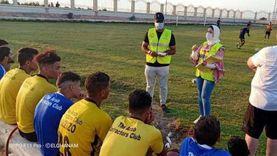 """محافظ كفر الشيخ يشيد بفعاليات مبادرة """"اختيارك"""" لمكافحة الإدمان"""