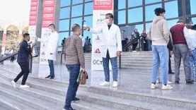 أرض المعارض.. ملاذ الدولة السحري في مواجهة كورونا: أكبر مستشفى عزل ومركز تطعيم