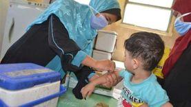 تطعيم 281 ألف طفل بالمنيا ضمن الحملة القومية ضد مرض الشلل