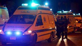 زيارة الأهل انتهت بحادث مأساوي وإصابة 6 من أسرة واحدة بالفيوم