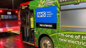 تحويل أتوبيسات لندن إلى عربات إسعاف لتخفيف ضغوط كورونا