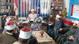 """""""أوقاف السويس"""": لن نسمح باستغلال المساجد في الدعاية الانتخابية"""