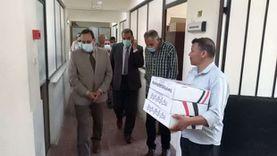 «شوشة»: مصر جهزت مستشفى الشفاء بقطاع غزة خلال عدوان سابق
