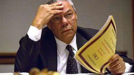 وفاة وزير الخارجية الأمريكي الأسبق كولن باول متأثرا بكورونا