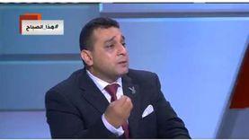 حاتم صابر: مصر تتعرض لعمليات نفسية ممنهجة ممولة بمليارات الدولارات
