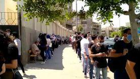 زحام شديد وطوابير أمام اللجان في ثاني أيام انتخابات الشيوخ