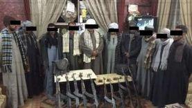 """ضبط 29 متهما وتحريز 26 بندقية آلية في """"فيديو مرشح سوهاج"""""""