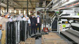 لجنة مواجهة المخاطر بالدقهلية تكشف سلبيات ببعض المصانع وتدعو لتلافيها