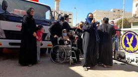 نزاهة وكمامات وفستان زفاف.. مشاهد من انتخابات الإعادة للمرحلة الأولى