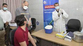 تشغيل 6 مراكز جديدة لتطعيم المواطنين بلقاح كورونا في أسيوط