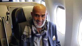 بعد 26 عاما.. أشرف السعد يعود إلى القاهرة