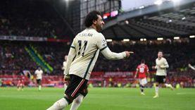لميس الحديدي عن ثلاثية «صلاح» بمانشستر: أفضل لاعب في العالم