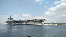 رويترز: حاملة الطائرات الأمريكية «رونالد ريغن» تدخل بحر الصين الجنوبي