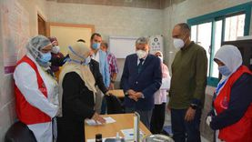 """انطلاق مبادرة """"100 مليون صحة"""" للعناية بالمرأة في المنيا"""