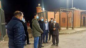 «الهجان» يقود حملة نظافة في شوارع شبرا