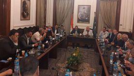 """""""عليا الوفد"""" تطالب أبوشقة بالمصارحة حول مفاوضاته مع القائمة الوطنية"""