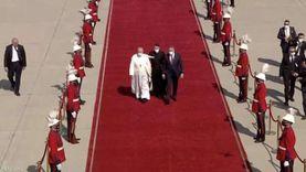 متحدث الجيش العراقي: زيارة البابا فرنسيس رسالة محبة وسلام