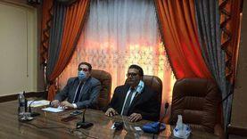 99% نسبة دخول طلاب «الثاني الثانوي» للمنصة الإليكترونية بجنوب سيناء