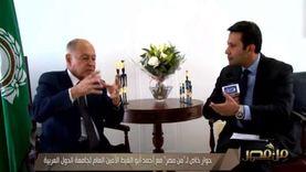أبو الغيط لـ إسرائيل: «تعلموا الدرس.. الفلسطينيون لا يستسلمون»