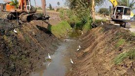 الري: إطلاق حملة لتطهير ترع القليوبية لتسهيل سير المياه