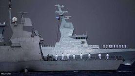 """إسرائيل تتسلم السفينة الحربية """"شيلد"""" من ألمانيا"""