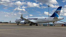 مطار الملك الحسين الدولي بالأردن يستقبل أولى الرحلات الجوية من مصر