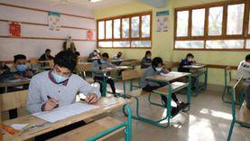 «التعليم»: الإدارات التعليمية بدأت وضع امتحانات أولى وثانية ثانوي