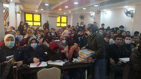 غلق مركزين للدروس في حملات صباحية بالإسكندرية