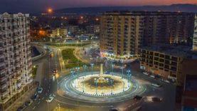 صور.. السويس تستعد لافتتاح ميدان مصر بعد انتهائه