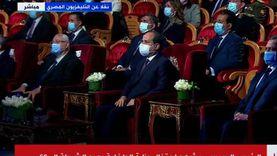 عاجل.. السيسي يشهد فيلما تسجيليا عن بطولات رجال الشرطة