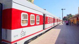 تغيير عربات قطار 90 و91 المميزة لدرجة ثالثة عادية «تحيا مصر»