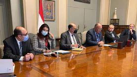 وزير الخارجية يبحث مع نظيره المغربي مستجدات الملفات الإقليمية