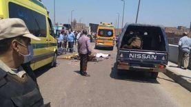 عاجل.. ضبط سائق النقل المتسبب في مصرع وإصابة 11 شخصا بالمعادي