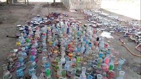 مصادرة 43 شيشة من كافتريات مخالفة لإجراءات الوقاية بالشرقية