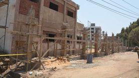 لجنة عليا لمتابعة مشروعات «حياة كريمة» بشبين القناطر