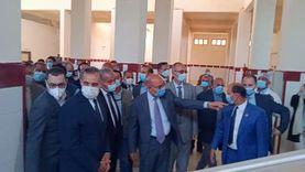وزير التموين يتفقد المركز التمويني المطور و«حماية المستهلك» بكفر الشيخ