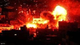 عاجل.. قصف صاروخي للتحالف على مخازن أسلحة وذخائر حوثية شرق صنعاء