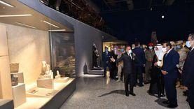 """عضو لجنة العرض المتحفي بـ""""الآثار"""": افتتاحات مهمة في نهاية العام"""