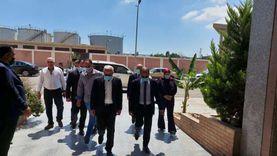 محافظ بورسعيد: المنطقة الصناعية تشهد تطورا غير مسبوق