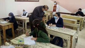 وكيل «تعليم مطروح»: امتحان الثاني الإعدادي في مستوى الطالب المتوسط