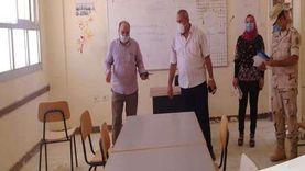 تجهيز مقار لجان انتخابات مجلس الشيوخ بجنوب سيناء