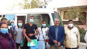 إقبال على التطعيم ضد شلل الأطفال وفرق طبية تجوب المنازل بالبحر الأحمر