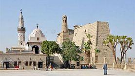 """حكاية مسجد """"أبوالحجاج"""" بالأقصر .. عمره 8 قرون وشاهد على 3 حضارات"""