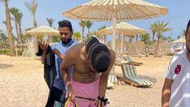 """وزير الشباب يشيد بدور معسكر """"زهرة المخيمات"""" في الترويج السياحي"""