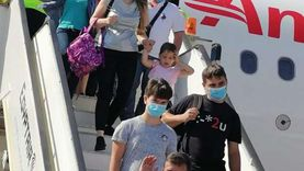 استعدادات المطارات لاستقبال المسافرين والزوار.. أبرزها كاميرات حرارية