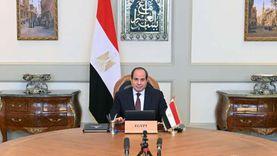 إعادة إعمار غزة.. السيسي يعلن تقديم مصر 500 مليون دولار لصالح القطاع